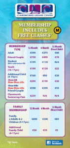 Membership Prices 2015