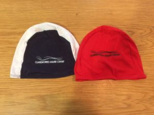 cloth swim hats