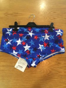 mens star shorts