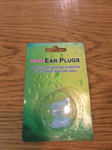 silicon earplugs